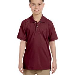 Youth 5.6 oz. Easy Blend™ Polo Thumbnail
