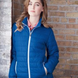 Women's Belay Puffer Jacket Thumbnail