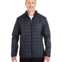 Men's Portal Interactive Printed Packable Puffer Jacket Thumbnail