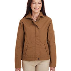 Ladies' Auxiliary Canvas Work Jacket Thumbnail