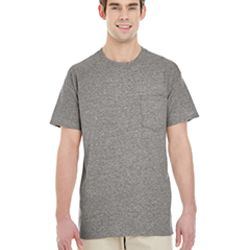 Adult 5.3 oz. Pocket T-Shirt Thumbnail