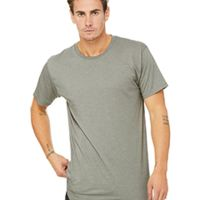 Men's Long Body Urban T-Shirt Thumbnail