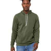 Unisex Poly-Cotton Fleece Pullover Hoodie Thumbnail