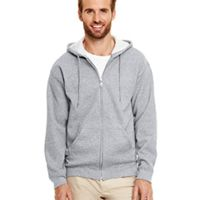 Adult Heavy Blend™ Adult 8 oz., 50/50 Full-Zip Hood Thumbnail