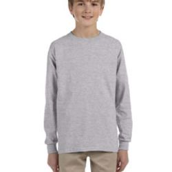 Youth Ultra Cotton® 6 oz. Long-Sleeve T-Shirt Thumbnail