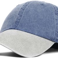 PROMOTIONAL CAP PIGMENT DYED WASHED COTTON Thumbnail