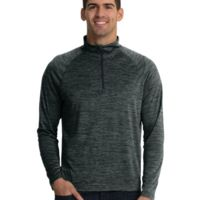 MEN'S SPACE DYE PERFORMANCE PULLOVER Thumbnail