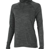 WOMEN'S SPACE DYE PERFORMANCE PULLOVER Thumbnail