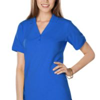 Blue Generation Ladies Soft Touch Polo Thumbnail