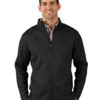 MEN'S HERITAGE RIB KNIT JACKET Thumbnail