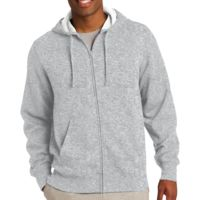 Sport-Tek® Tall Full-Zip Hooded Sweatshirt Thumbnail