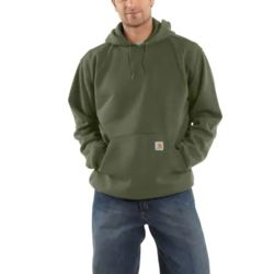 HOODED PULLOVER MIDWEIGHT SWEATSHIRT - Tall Thumbnail