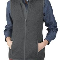 WOMEN'S PACIFIC HEATHERED VEST Thumbnail